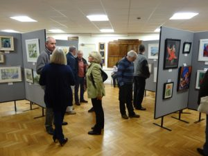 ART EXHIBITION Old Coulsdon Art Society OCAS @ Old Coulsdon Bowling Club | England | United Kingdom