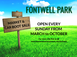 Fontwell Park Market and Car Boot @ Fontwell Park Racecourse | Fontwell | England | United Kingdom